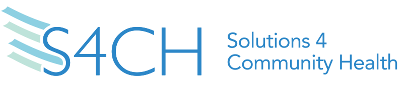 S4CH Solutions 4 Community Health Logo